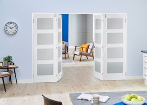 1098_Contemporary-White-4L-FrenchFold-Room-Divider