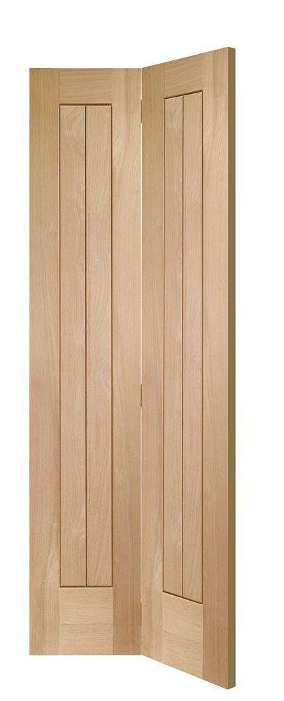 Oak Suffolk Internal Bifold Door From Doors And More