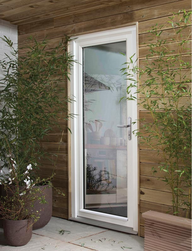 Charming Single Patio Doors. Dreamvu Single Doorset Patio Doors T