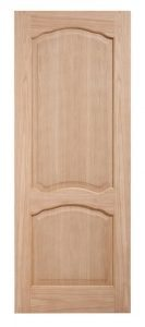 Louis Oak Fire Door FD30