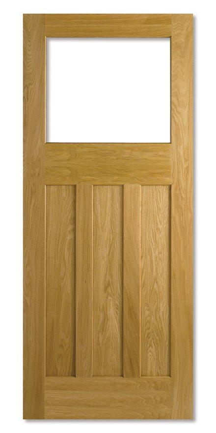 DX 30's Style Oak Unglazed