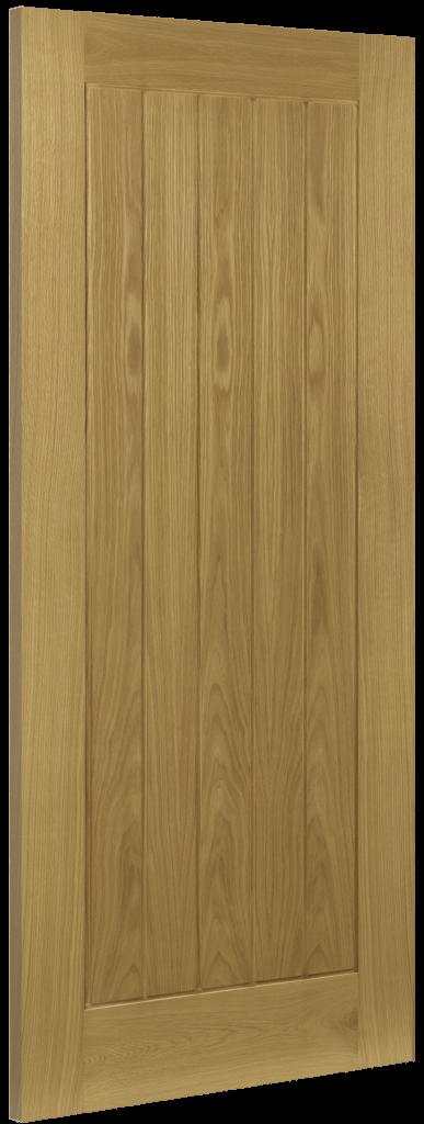 Ely Oak Fully Finished Internal Doors