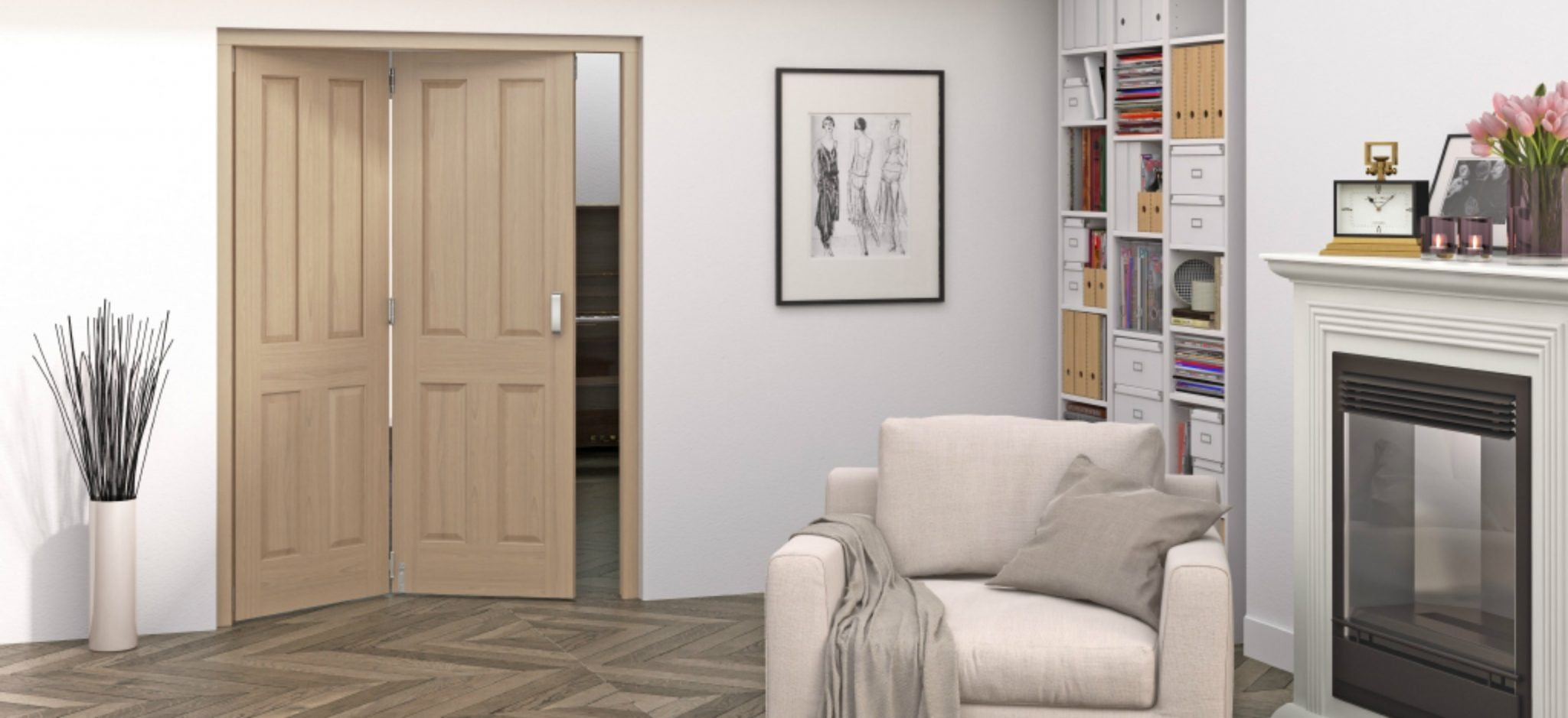 Which Space-Saving Doors Should I Choose? - Doors & More