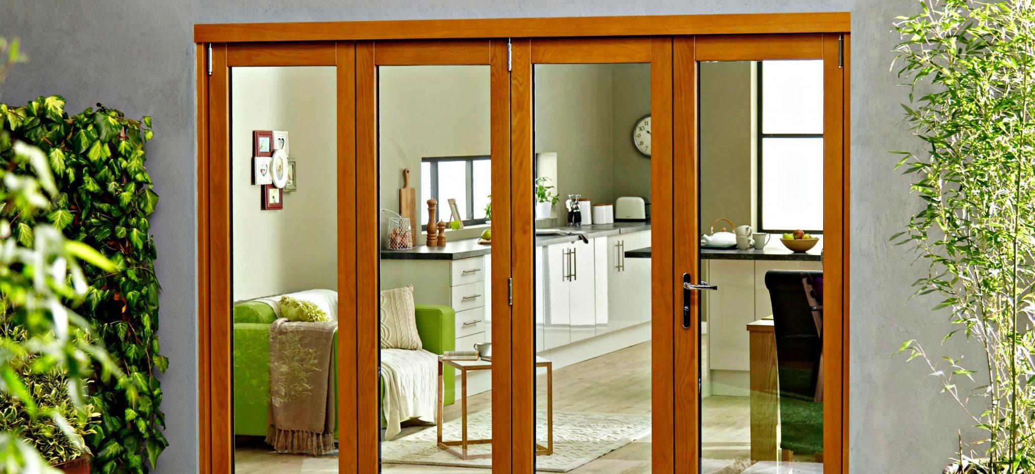 wholesale dealer 4085e 76a8c Bifold Patio Doors: External Folding Sliding Doors from ...
