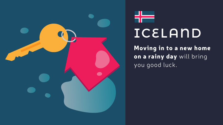 Moving house in Iceland