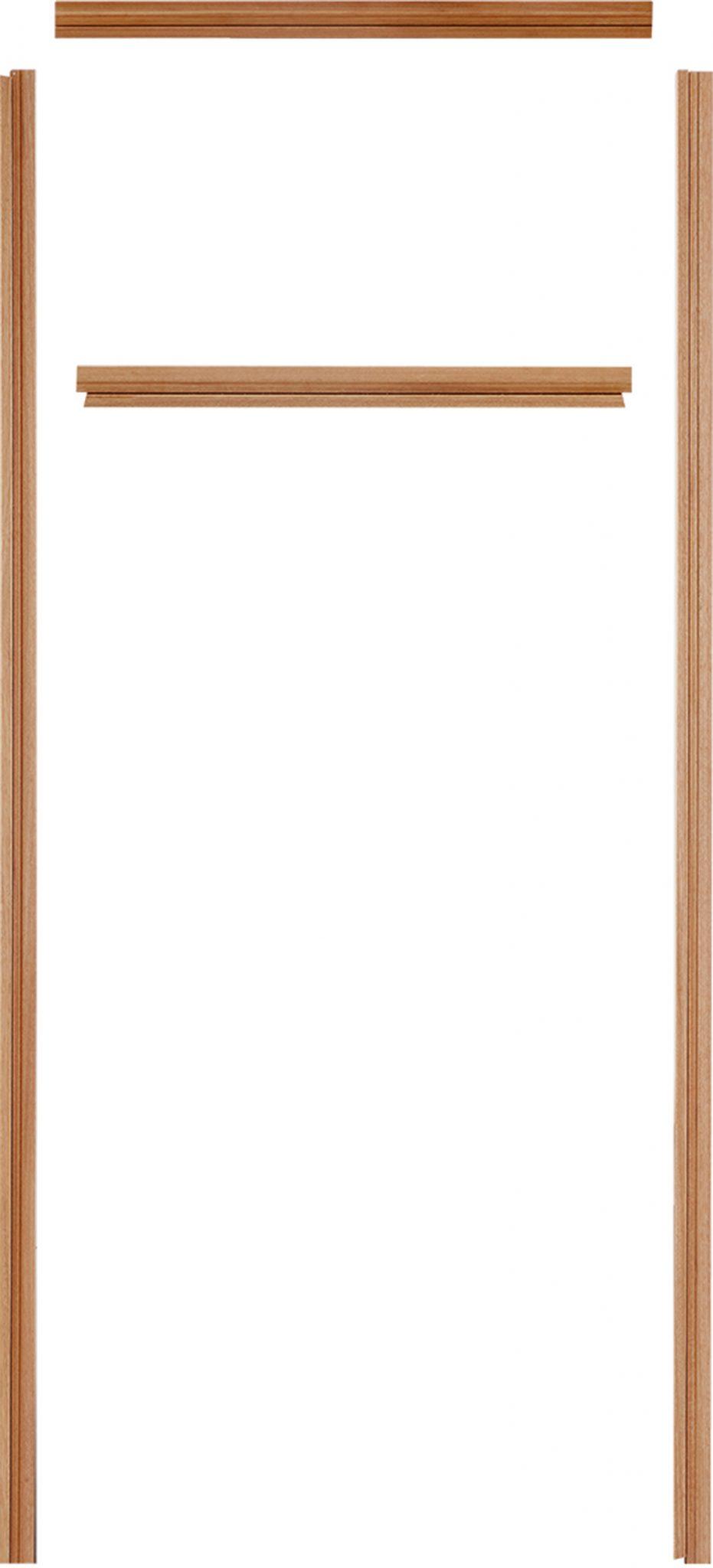 External Universal Fanlight Hardwood Door Frame from Doors & More