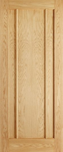 Lincoln Oak Fire Door