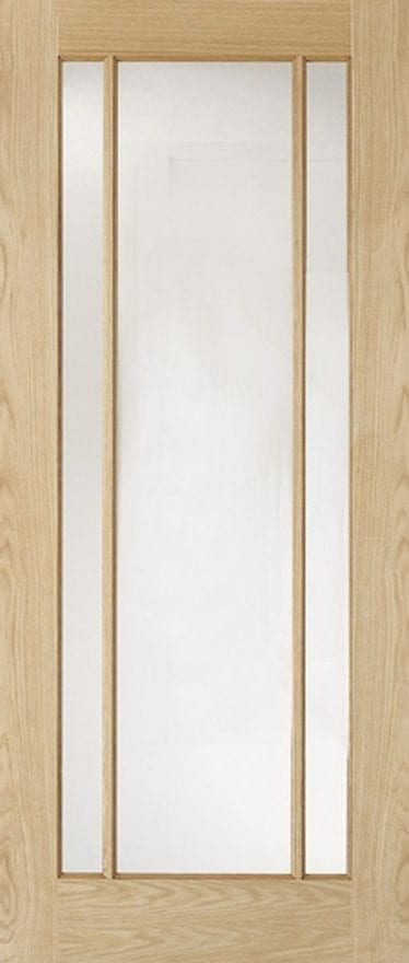 Lincoln Oak Clear Glazed