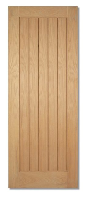 Mexicano Oak Panel