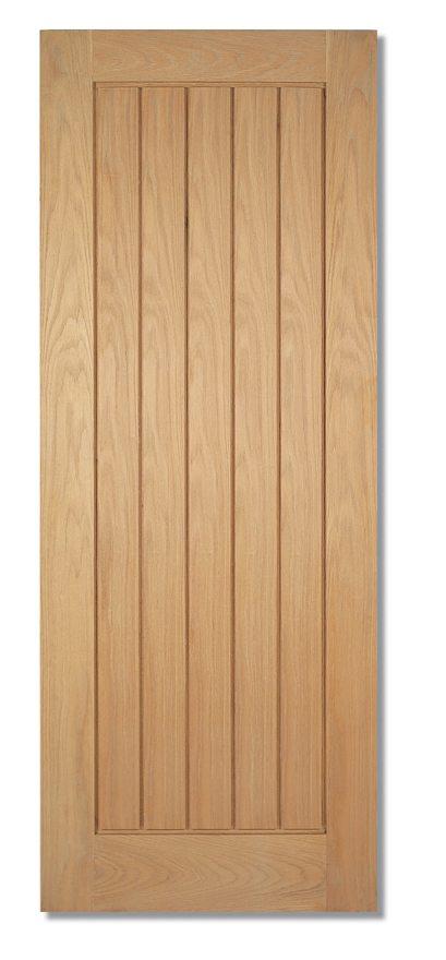Mexicano Oak Panel Fully Finished