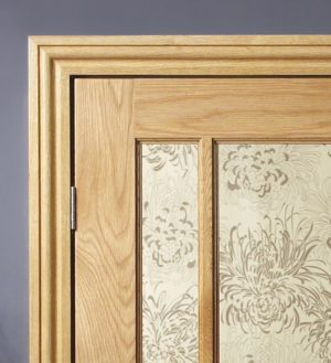 Unfinished Oak Door Architrave set