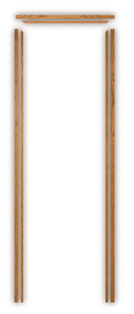 Oak Veneered Door Linings Pre-finished