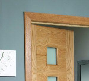 Pre-Finished Oak Door Architrave set