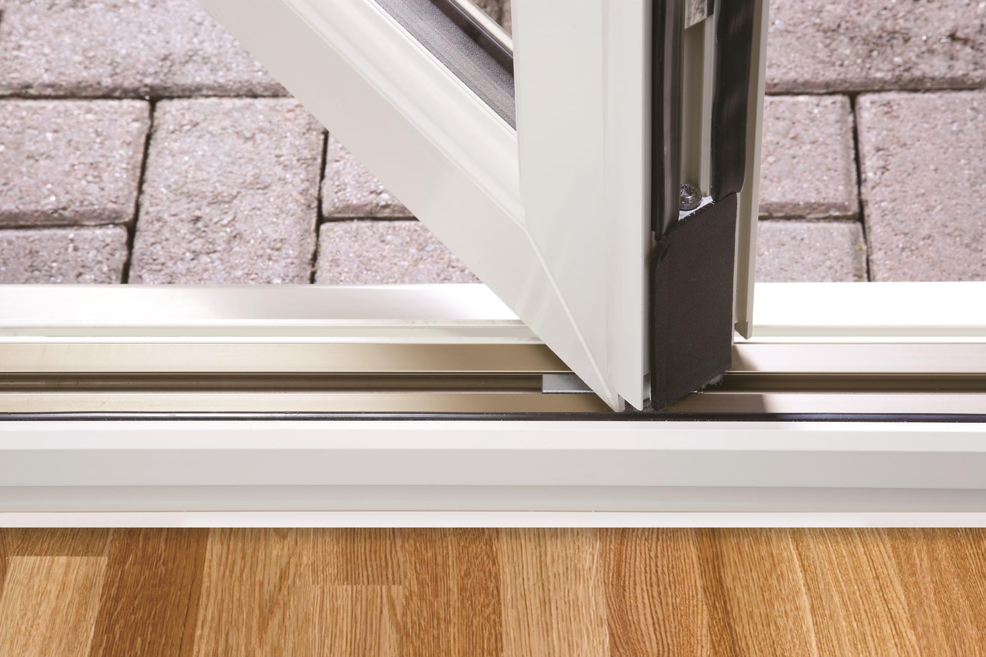 Aspect UPVC Bi-fold Doors - White High Security