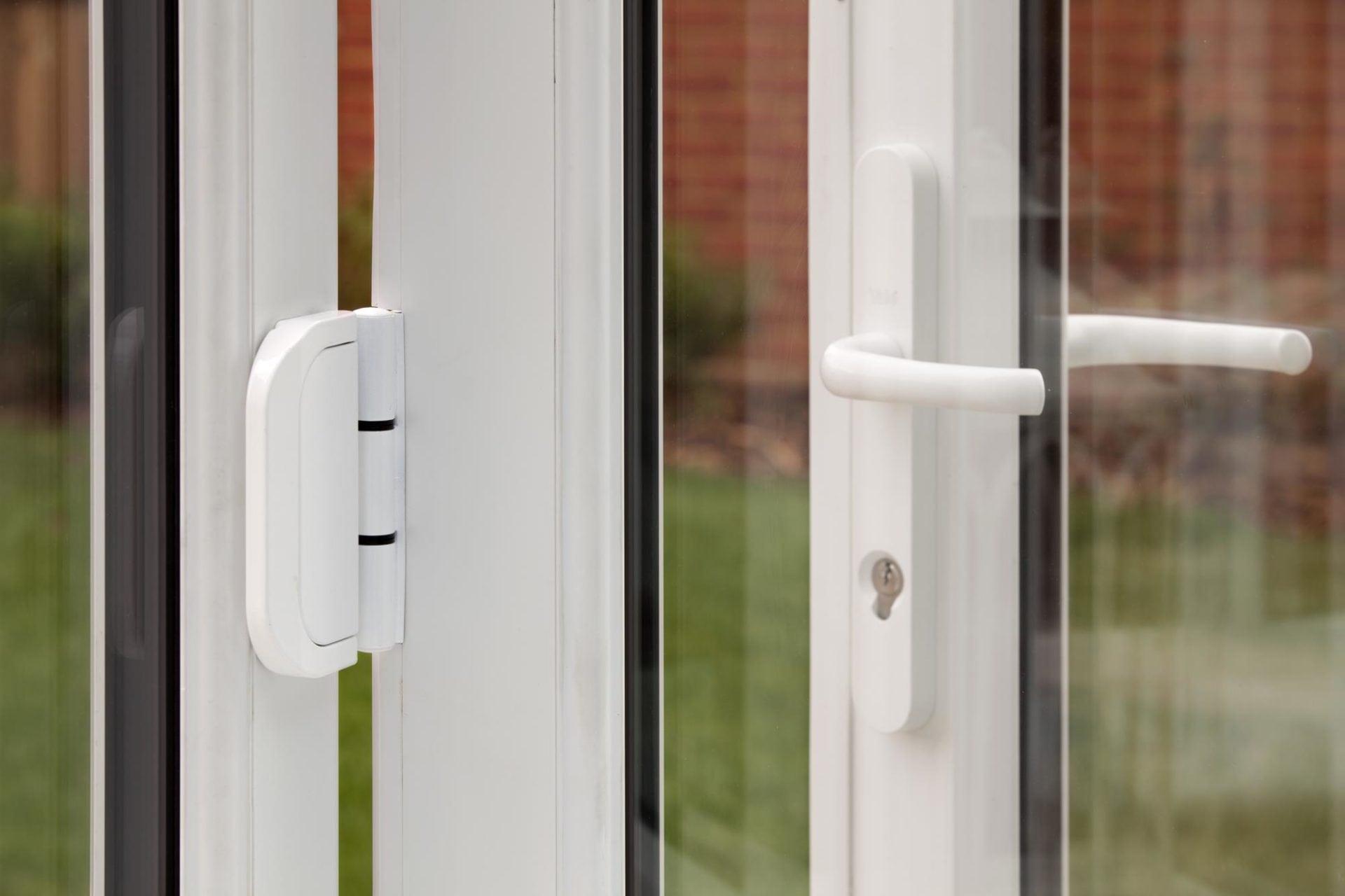 Aspect UPVC Bi-fold Doors - Grey High Security