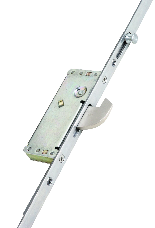 Aspect UPVC Bi-fold Doors - Grey & White High Security