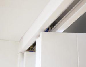 NUVU Contemporary White 4L Roomfold
