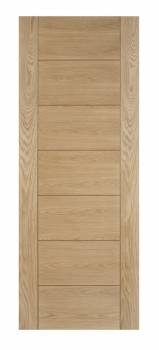 Hampshire Pre-finished Oak Fire Door