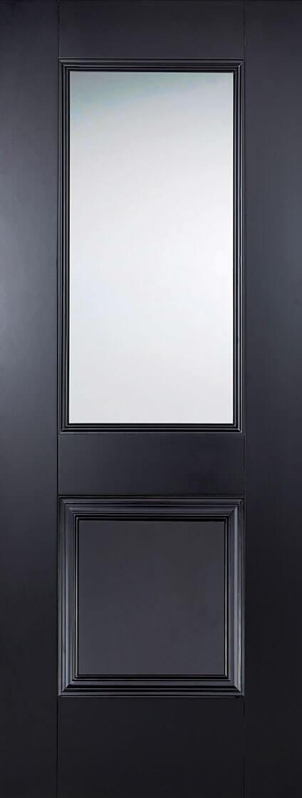 Black Arnhem 1L 1P Glazed