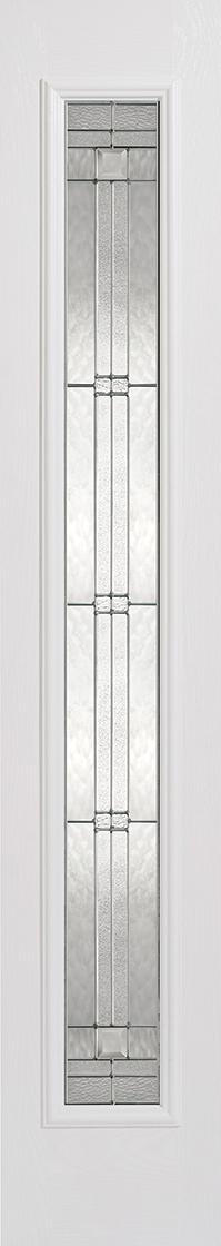 GRP White Elegant Sidelight
