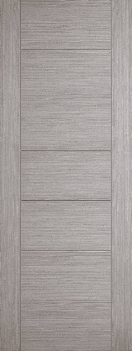 Light Grey Pre-Finished Hampshire Fire Door