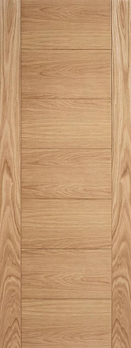Oak Pre-Finished Carini Fire Door