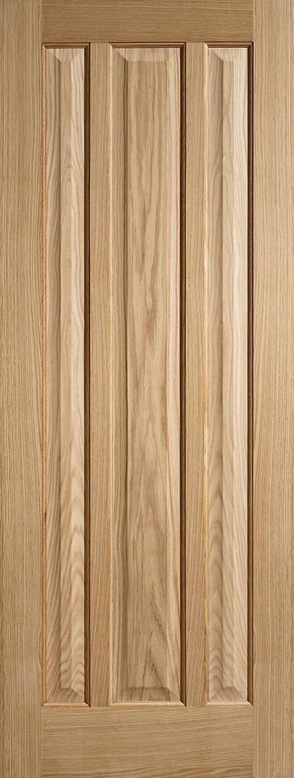 Oak Kilburn Fire Door