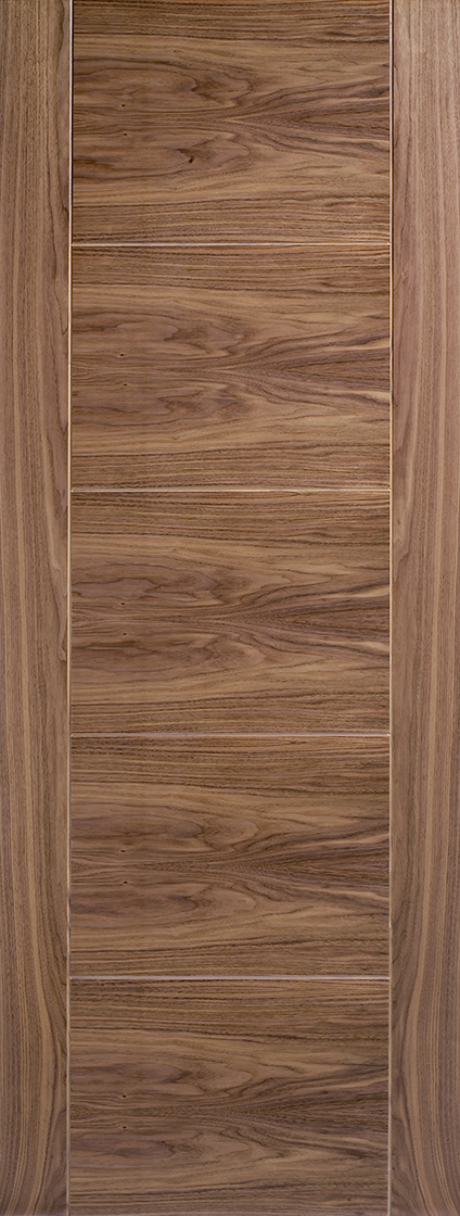 Walnut Vancouver Fire Door