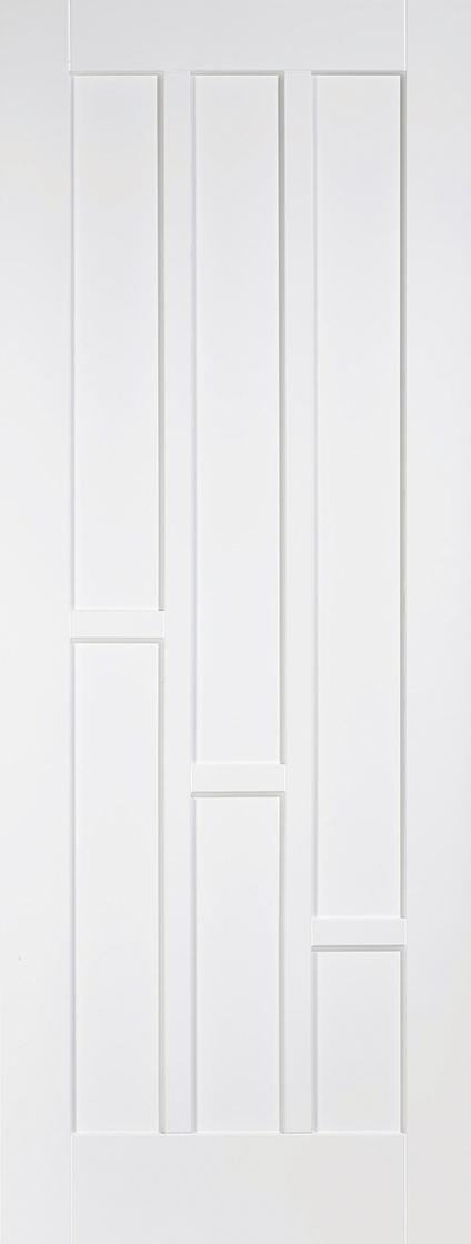 White Primed Coventry 3 Panel