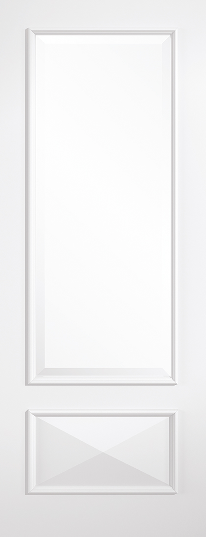White Primed Knightsbridge Glazed