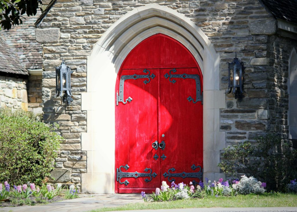 What Does A Red Front Door Mean Doors More